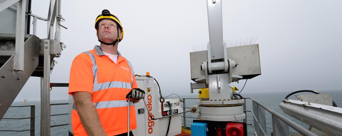 Granada Material Handling at RWE/GYM