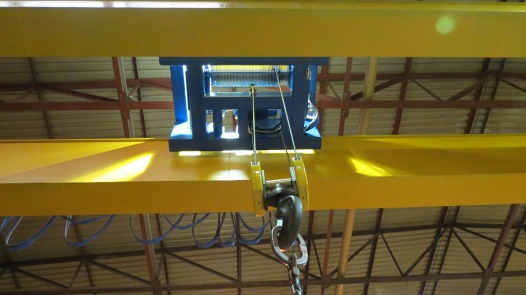 Overhead Cranes Amp Gantry Cranes And Hoists Granada