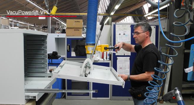 Granada Fezer Vacuum Lifting Equipment